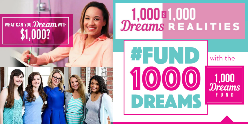 1,000 Dreams Scholarship in the United States