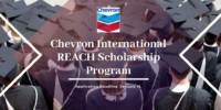 Chevron International REACH program