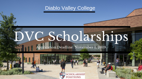 DVC Scholarships in the United States, 2019-2020