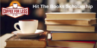 Hit The Books Scholarship