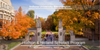 Hudson & Holland Scholars Program at Indiana University, USA