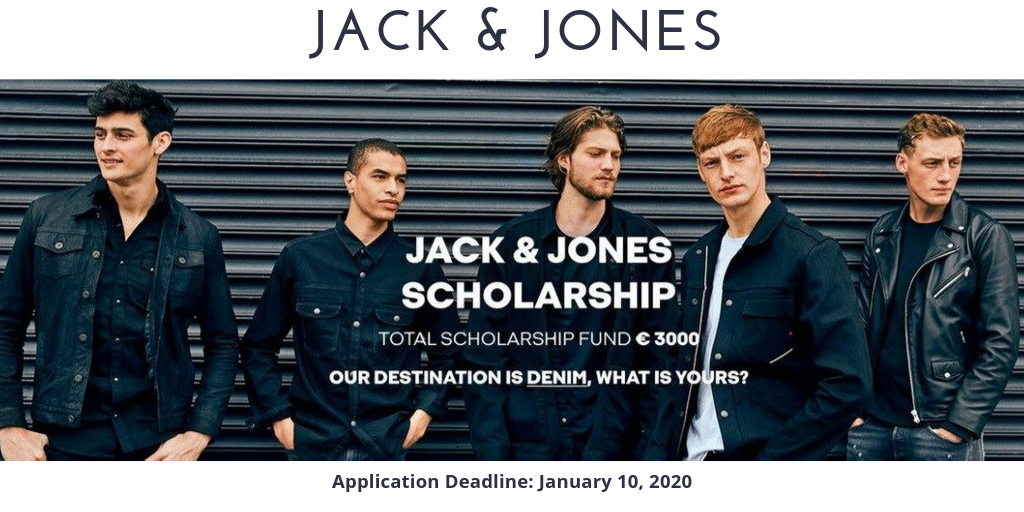 online shop many fashionable factory outlet JACK & JONES funding for International Students ...