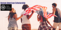 Korean American Scholarship