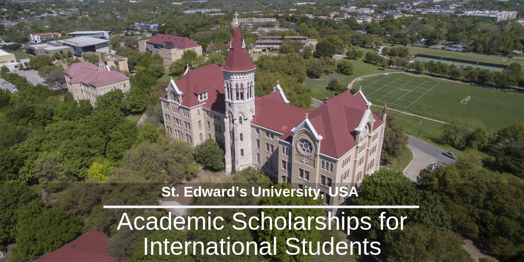 St. Edward's University academic programs for International Students in the USA