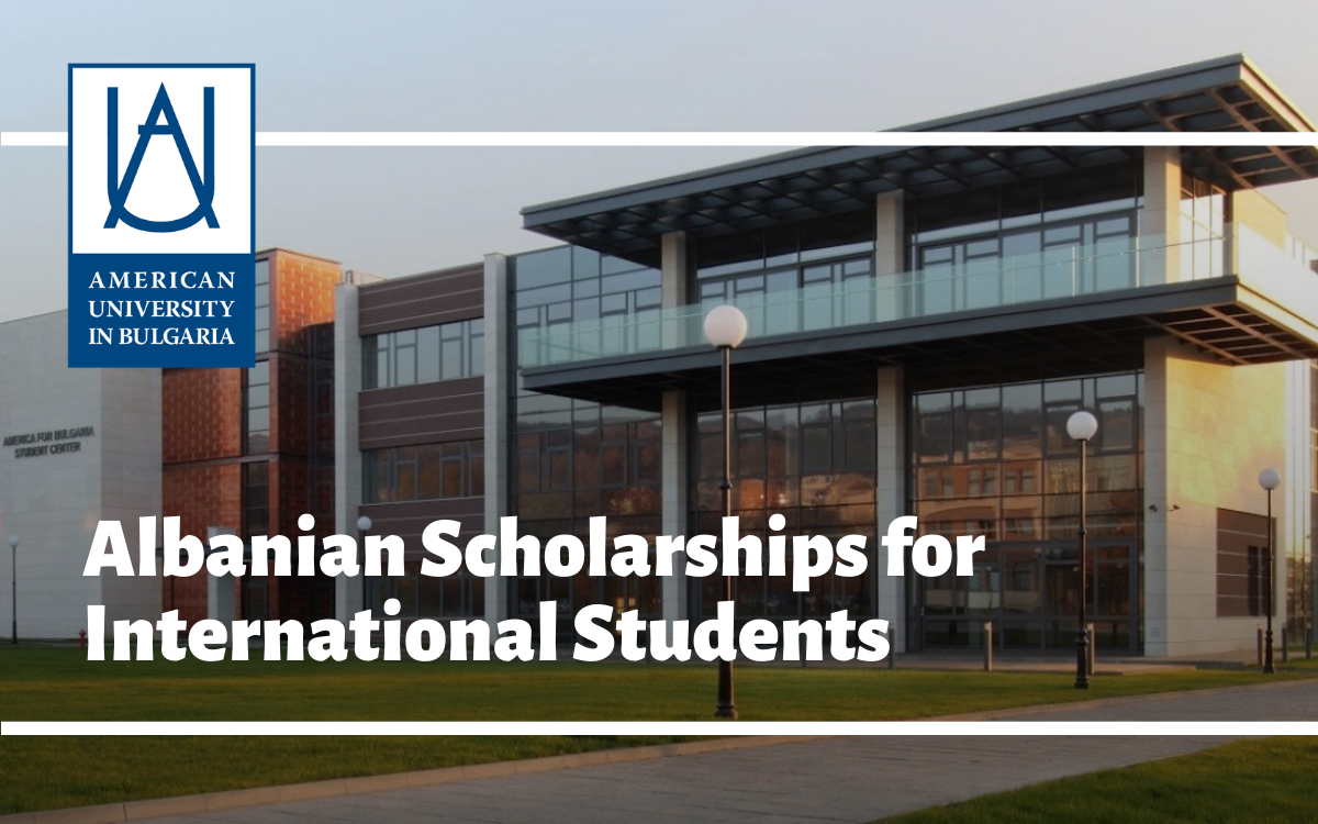American University Graduation 2020.Albanian Scholarships For International Students At The