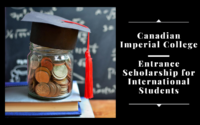 Canadian Imperial College Entrance funding for International Students, 2020