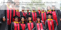 Community College Promise Scholarship at Maryland's Higher Education Commission