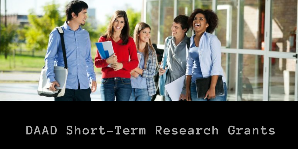 DAAD Short-Term Research Grants