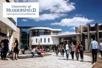 Early Payment Scholarship at the University of Huddersfield, 2020