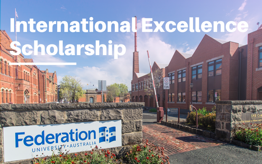 Federation University International Excellence Scholarship in Australia