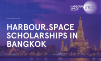Harbour.Space University International Master's Scholarship in Thailand