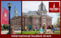 Hastings College International Student Grant in the United States