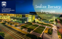 Indian Bursary Program at the University of Wollongong in Australia