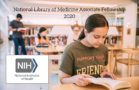 National Library of Medicine Associate Fellowship 2020
