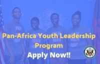 Pan-Africa Youth Leadership Program for Malawian Students 2020
