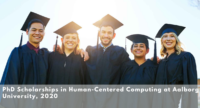 PhD Positionsin Human-Centered Computing at Aalborg University