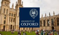 Simon and June Li Undergraduate International Scholarship at University of Oxford, 2020