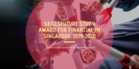 SkillsFuture Study Award for Financial in Singapore, 2019-2020