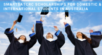 SmartSat CRC Scholarships for Domestic & International Students in Australia