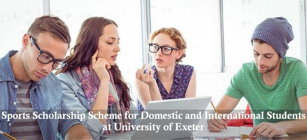 Sports Scholarship Scheme for Domestic and International Students at University of Exeter