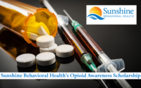 Sunshine Behavioral Health Opioid Awareness Scholarship