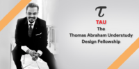 Thomas Abraham Understudy Design Fellowship for International Student in India