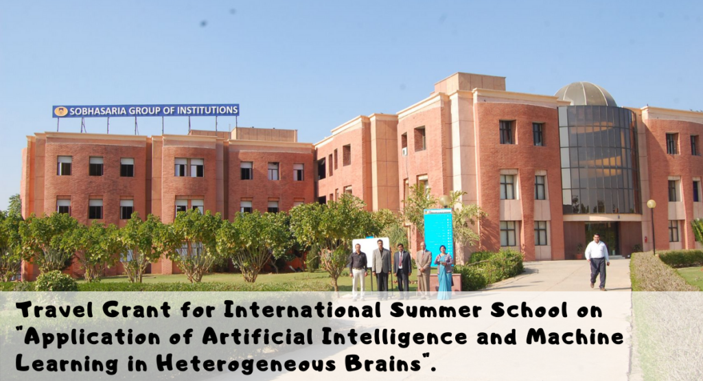 Travel Grant for International Summer School
