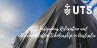 UTS Indigenous Relocation and Accommodation Scholarship in Australia