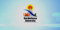 academic programs at Uva Wellassa University, Sri Lanka