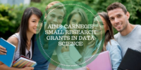 Aims-Carnegie Small Research Grants in Data Science, Rwanda