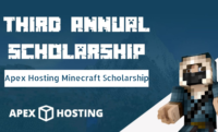 Apex Hosting Minecraft Scholarship
