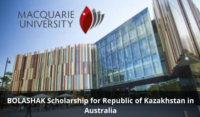 BOLASHAK funding for Republic of Kazakhstan in Australia