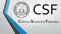 California Junior Scholarship Federation Program