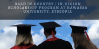 DAAD In-Country / In-Region program at Hawassa University, Ethiopia