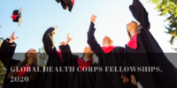 Global Health Corps Fellowships, 2020