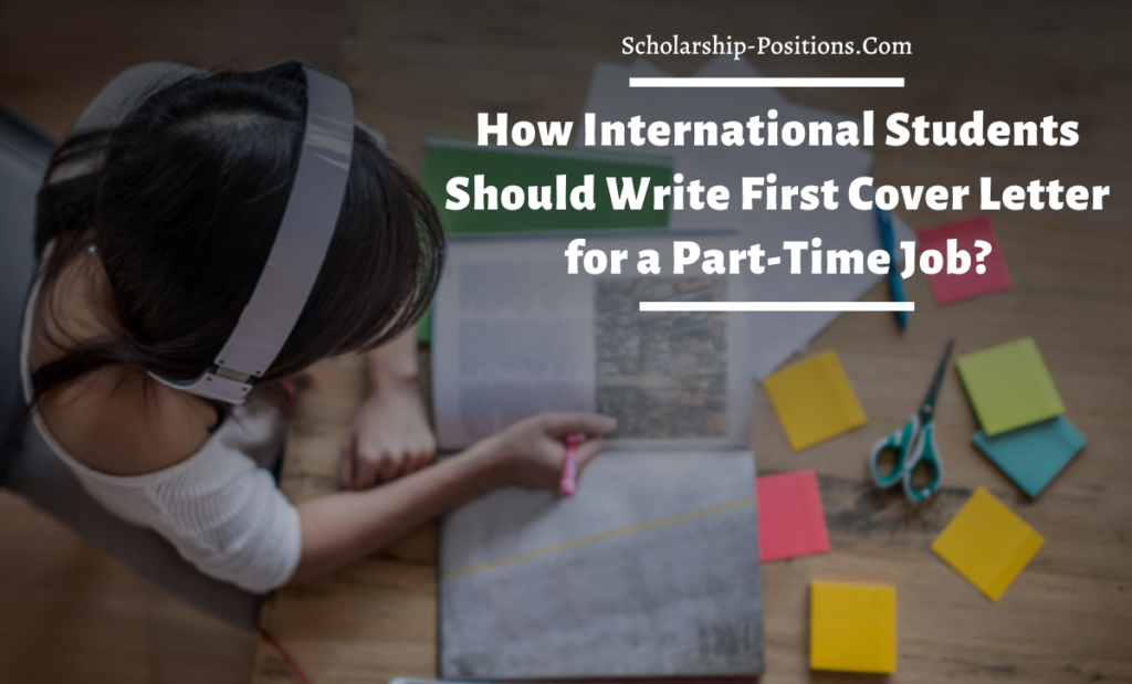 Should I Write Cover Letter from scholarship-positions.com
