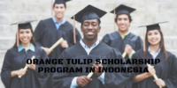 Orange Tulip program in Indonesia