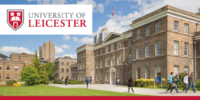 President's International Undergraduate Scholarship Scheme at University of Leicester