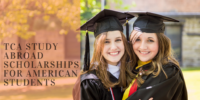 TCA study abroad grants for American Students
