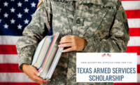 Texas Armed Services Scholarship