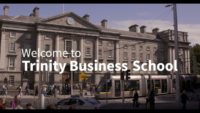 Trinity Business School Scholarships for International Students 2020-21