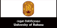 Vice Chancellor´s and Dean´s Awards at University of Ruhuna, Sri Lanka
