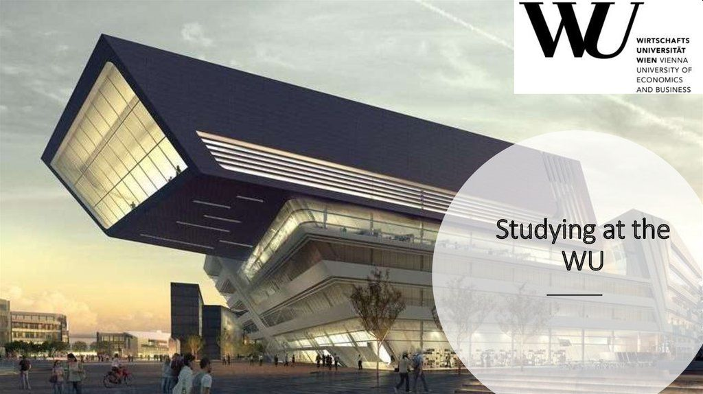 WU4YOU Scholarships at Vienna University of Economics in Austria