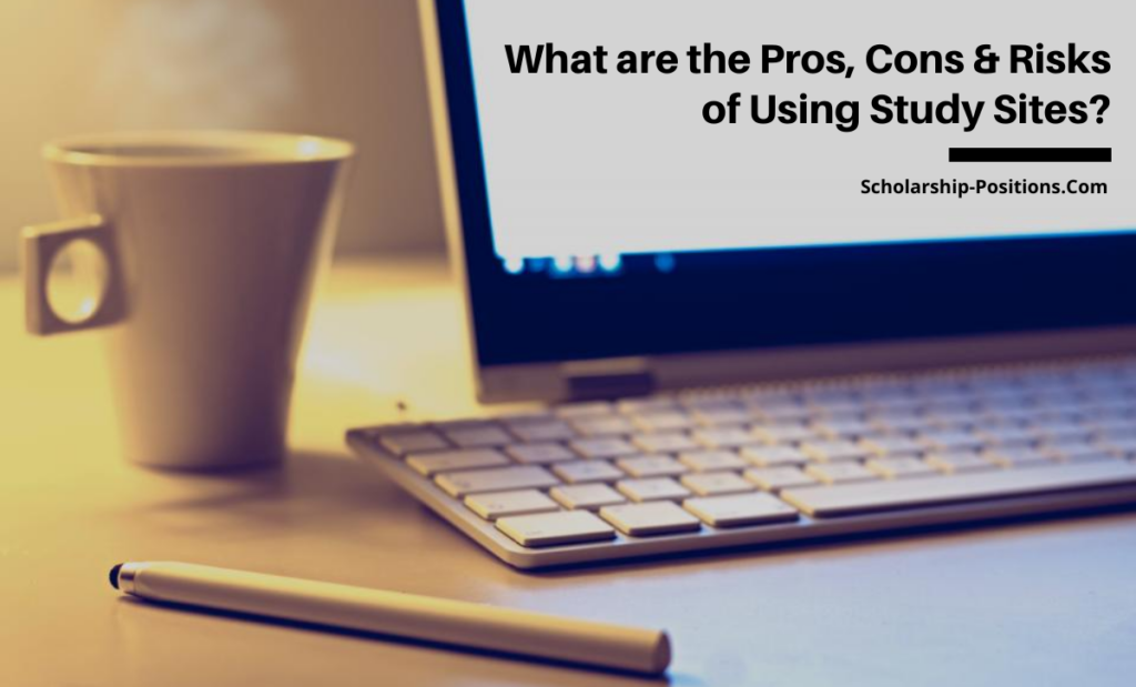 What are the Pros, Cons & Risks of Using Study Sites?
