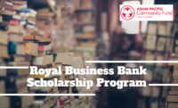 2020 Royal Business Bank program