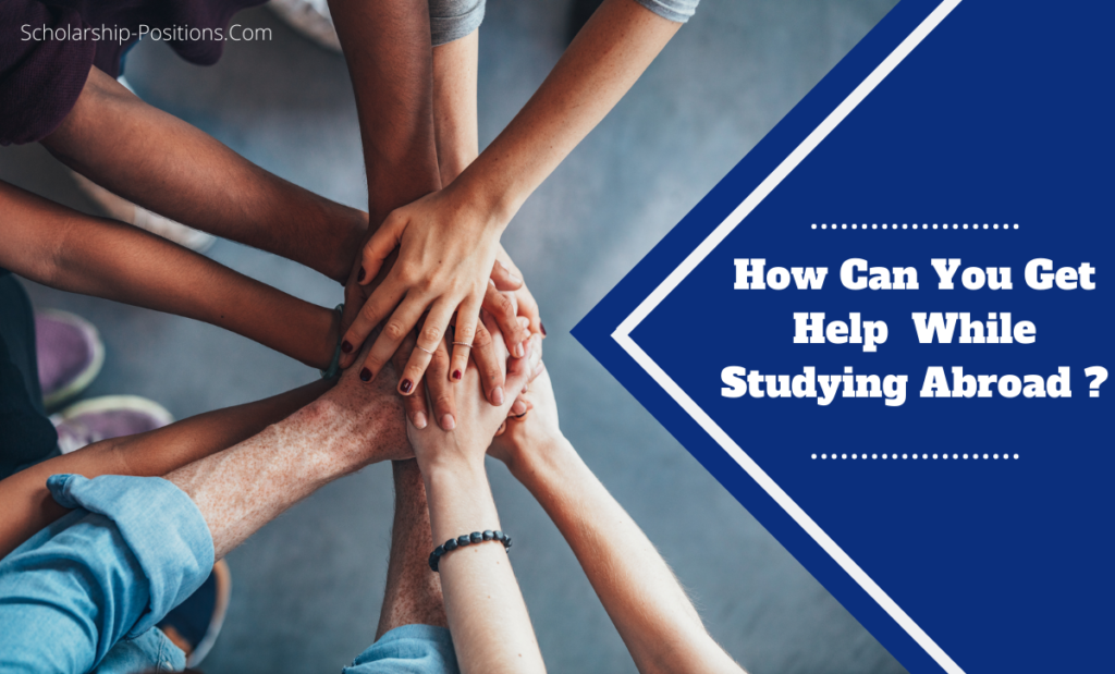 Best Ways to Get Help Without Feeling Bad While Studying Abroad