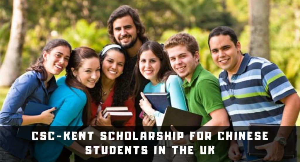 CSC-Kent funding for Chinese students in the UK
