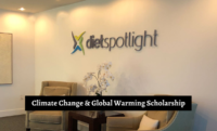 Climate Change & Global Warming Scholarship