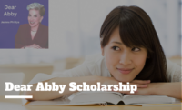 Dear Abby Scholarship