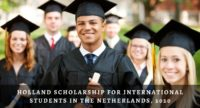 Holland funding for International Students in the Netherlands, 2020